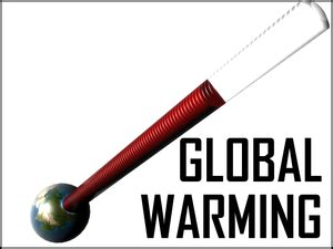 A report writing on global warming